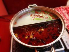レシピとお料理がひらめくSnapDish - 6件のもぐもぐ - Yuan Yang Hot Pot by stephanie mizuha