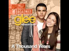Glee - A Thousand Years (By Christina Perri Feat. Steve Kazee) FULL VERSION + DOWNLOAD LINK + LYRICS