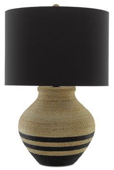 Higel Table Lamp | Currey and Company