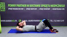 Wzmocnij mięśnie proste brzucha