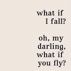 You will fly!!! To the top.