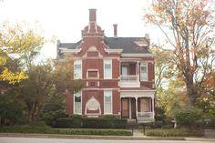 Debbie and Wayne Goodwyn's house in Edgefield, East Nashville