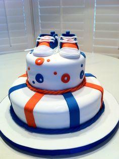 Boy Baby Shower Cake!