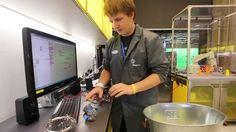 Wszystko jest muzyką w pracowni robotycznej / Everything is music in the Robotics lab