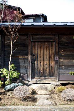 storage house in Katsuyama, Yamanashi