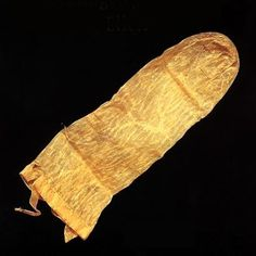 The world's oldest condom, dating back to 1640, has gone on display at a museum in Austria. The reusable condom dates back to 1640 and is completely intact, as is its orginal users' manual, written in Latin. The manual suggests that users immerse the condom in warm milk prior to its use to avoid diseases. The antique, found in Lund in Sweden, is made of pig intestine