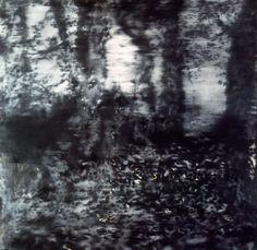 Gerhard Richter- Waldstück