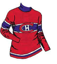 "Why Do the Montreal Canadiens have an ""H"" in their logo?"