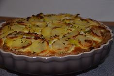 Polenta, Mashed Potatoes, Macaroni And Cheese, Bacon, Muffin, Pie, Breakfast, Ethnic Recipes, Food