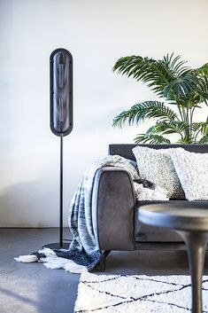 By-Boo meubelen kopen? ✓ By-Boo Meubels & Woonaccessoires. ✓ Shop nu via Homeblend. Online Gift Cards, Black And White Interior, Metal Mesh, Home Lighting, Interior Styling, Planer, Floor Lamp, Contemporary Design, Iron