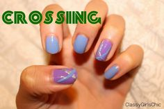 #nails #cgc #periwinkle