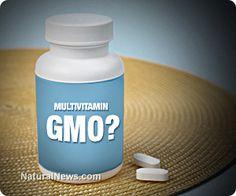 Meeste vitaminen bevatten genetisch gemanipuleerde bestanddelen