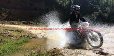 Off-road motorbike tour of Vietnam