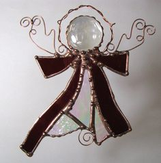 FREE ANGEL STAIN GLASS PATTERNS - Google Search