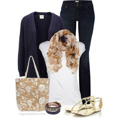White T by oxigenio on Polyvore