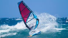 ... Windsurfing, Sailboats, Sailing, Waves, Outdoor, Sailing Yachts, Candle, Outdoors, Sailboat
