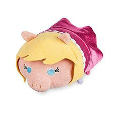 #mediumtsumtsum Disney Miss Piggy ''Tsum'' Plush - The Muppets - Medium - 12 Inch #tsumtsumplush