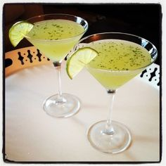 Margartini: Happy National Tequila Day!
