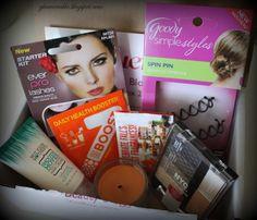 Influenster VoxBox Review: Beauty Blogger - 2012 | Glamorable!