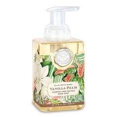 Vanilla Palm Foaming Hand Soap