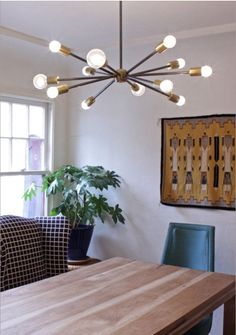 Image Of Sputnik Chandelier With 24 Shades