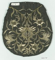 Cap Crown Date: 19th century Culture: South German