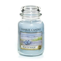 One of my favorite scents- fresh& clean. Burned through 1/4 of it in about a month haha.