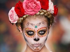 day of the dead crown - Google Search