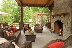 Indoors Meets Outdoors- ELLEDecor.com