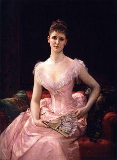 Alexandre Cabanel (French painter) 1823 - 1889
