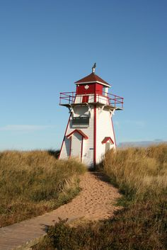 Covehead Harbour Lighthouse, Prince Edward Island, Canada East Coast Travel, East Coast Road Trip, Quebec, Prince Edward Island, Canada Travel, Canada Trip, Ontario, Places To Travel, Places To Go