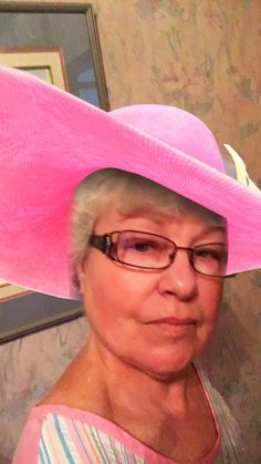 Pink Hat Day!