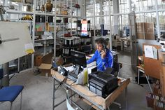 Piet Hein Eek on Making Furniture from Waste, Building the Perfect Work Environment, and Why Designers Should Be Generalists