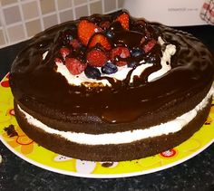 Guinness Chocolate Cake Nigela Lawson