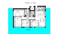 Appartamento tipologia  C