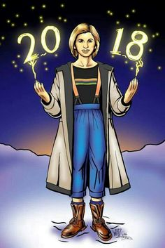 YEAR OF THE THIRTEENTH DOCTOR