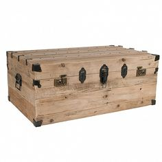 Traditional Travelling Trunk - Trade Secret