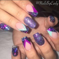 See this Instagram photo by @nailsbycarlyreilly • 41 likes