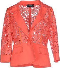 suitsandjackets blazers. suitsand jackets blazers. suits and jackets blazers women. CLIPS SUITS AND JACKETS Blazers Women. lace no appliques solid colour lapel collar single breasted 1 button multipockets unlined #Clips #Blazers #Yoox #Women #fashion #obsessory #fashion #lifestyle #style #myobsession #stylish #luxury #luxuryfashion #dress #dresstoimpress #partywear #partyready