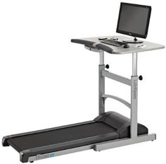 Work Fit With A Treadmill Desk