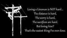 loving a lineman