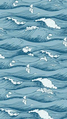 Wallpaper by Gocase - - . - Waves Wallpaper by Gocase – – -Waves Wallpaper by Gocase - - . - Waves Wallpaper by Gocase – – - Wallpaper Waves, Iphone Background Wallpaper, Retro Wallpaper, Scenery Wallpaper, Aesthetic Iphone Wallpaper, Nature Wallpaper, Lock Screen Wallpaper, Aesthetic Wallpapers, Wallpaper Keren
