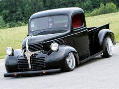 Photographs Dodge Pickup - sa6.1-themes