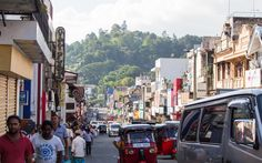 KANDY im Kulturellen Dreieck von Sri Lanka