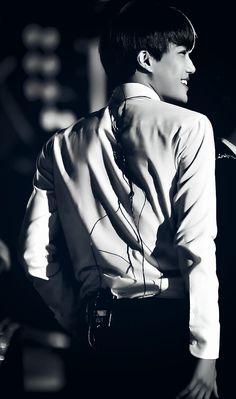 Kai smiling #Kai #Jongin #EXO
