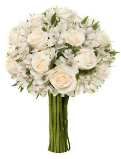 Benchmark Bouquets Elegance Roses and Alstroemeria, No Vase All sources of contamination (pesticides and fertilizers, sediment, wastewaters, garbage, and fuels) are controlled.