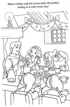 Disney Summer Coloring Pages Fresh Disney Coloring Pages Summer Art Project Snow White Coloring Pages, Summer Coloring Pages, Coloring Book Art, Colouring Pics, Christmas Coloring Pages, Free Coloring Pages, Printable Coloring, Mandala Coloring, Coloring Sheets