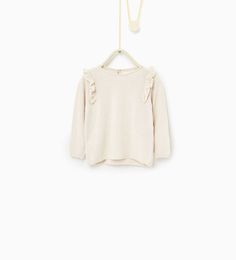 Hooded poncho - NEW IN-BABY GIRL | 3 months-3 years-KIDS | ZARA United States
