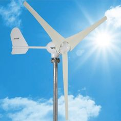 500w Domestic Wind Turbine