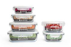 Caserola din sticla cu capac, 320 ml #pebbly #cooking #food #kitchen Sushi, Food, Essen, Meals, Yemek, Eten, Sushi Rolls